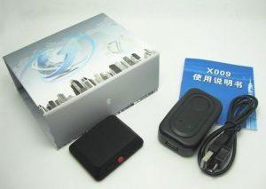 Sản phẩm máy nghe lén siêu nhỏ X009 quay phim ghi âm chụp hình