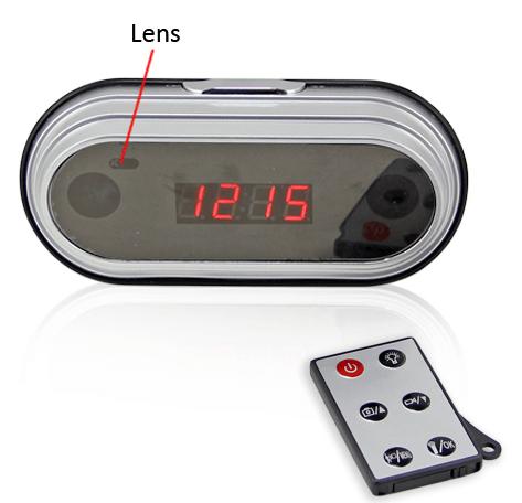 Camera ngụy trang đồng hồ để bàn Q1 HD
