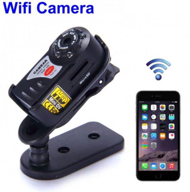 Camera IP WiFI Mini Full HD TPHCM