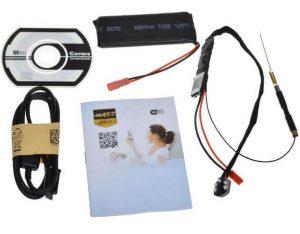 Camera IP siêu nhỏ Full HD Hồng Ngoại Quay đêm Giá Rẻ