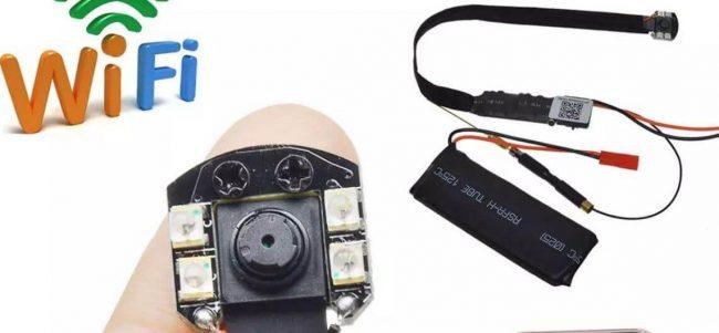 Camera IP siêu nhỏ Full HD Hồng Ngoại Quay đêm Tốt Nhất