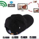 Camera IP Wifi Siêu nhỏ Full HD ngụy trang mũ