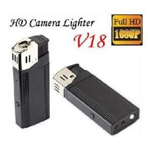 Camera ngụy trang bật lửa V18