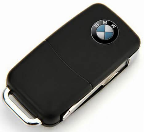 Camera ngụy trang móc khóa BMW HCM