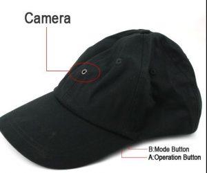 Camera siêu nhỏ ngụy trang Mũ Lưỡi Trai TPHCM giá rẻ