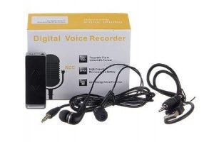 Máy ghi âm cao cấp siêu nhỏ SK606 Tốt Nhất