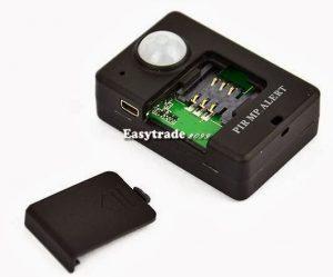 Thiết bị máy nghe lén siêu nhỏ A9 HCM