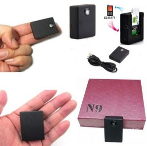 Thiết bị máy nghe lén siêu nhỏ N9 giá rẻ