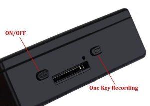 Thiết bị máy nghe lén siêu nhỏ Z9 camera ghi âm