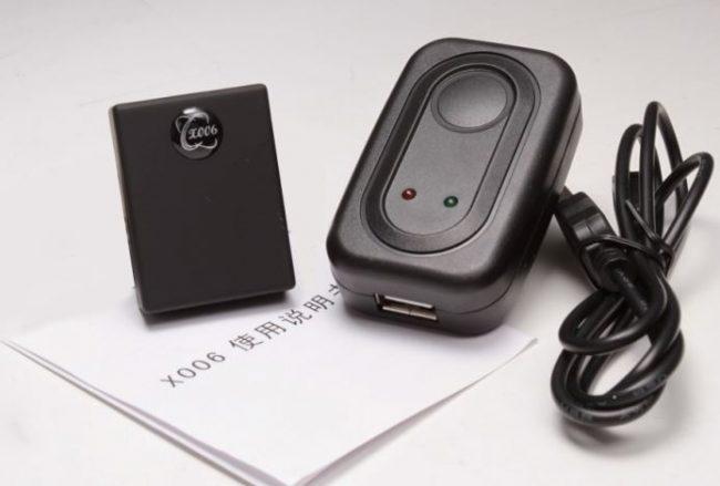 Trọn bộ máy nghe lén siêu nhỏ X006